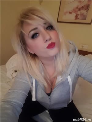 Escorte sexy: Blonduta ta