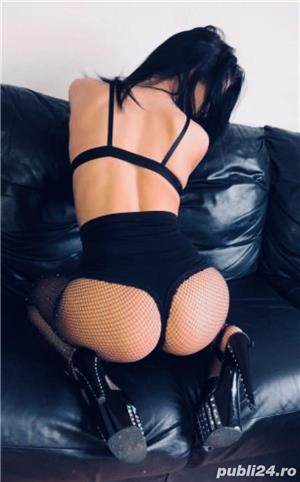 Escorte sexy: bruneta focoasa new